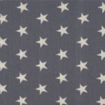 Grijs witte sterren